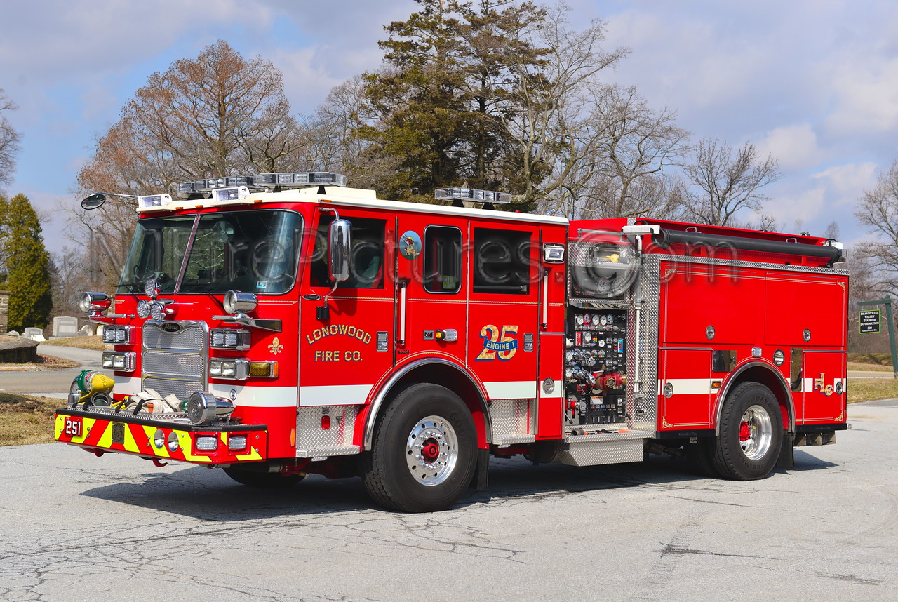 LONGWOOD, PA ENGINE 25-1