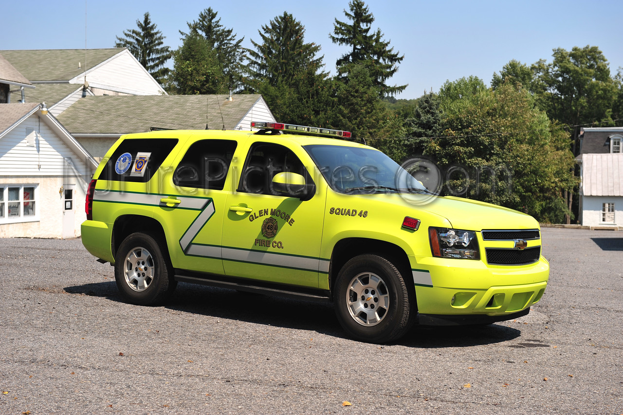 GLEN MOORE, PA SQUAD 48 - 2006 CHEVY TAHOE