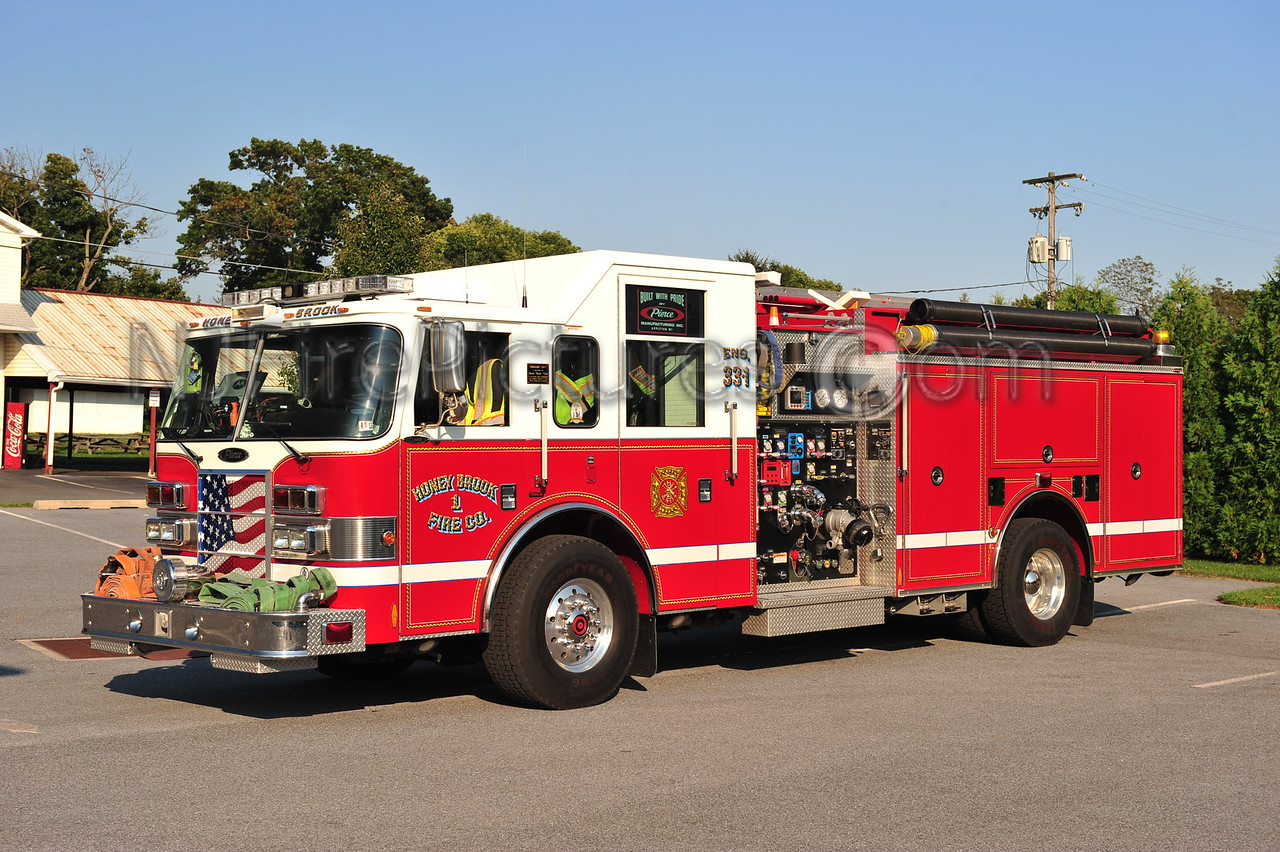 HONEY BROOK, PA ENGINE 33-1 - 2004 PIERCE DASH 2000/1000/50