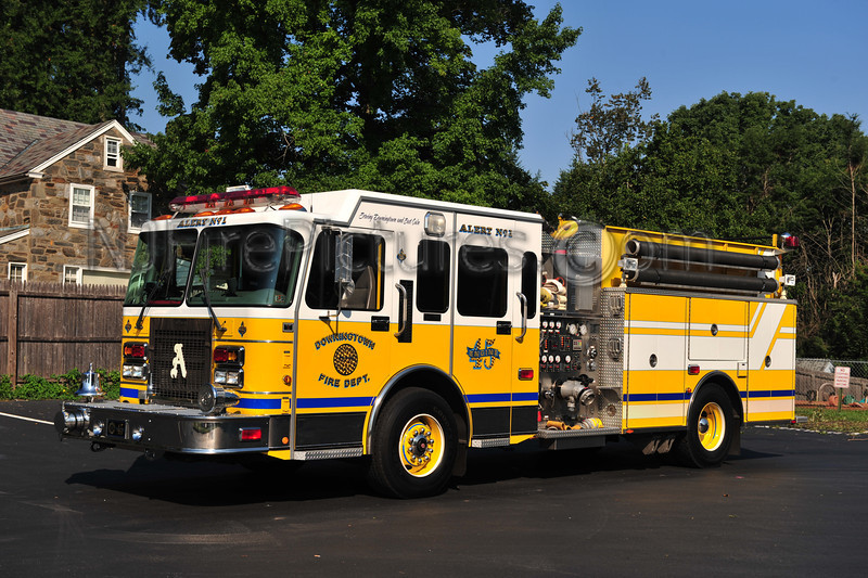 DOWNINGTOWN, PA (ALERT F.C.) ENGINE 45 - 1998 SPARTAN/RD MURRAY 2000/750/30/30
