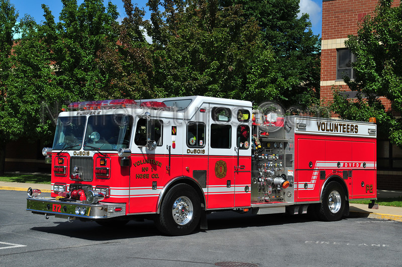DUBOIS, PA ENGINE 72 - 1999 SEAGRAVE 2000/750/40