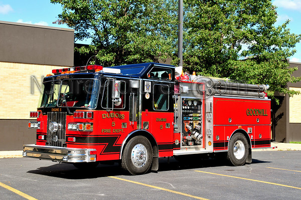 CLEARFIELD COUNTY, PA FIRE APPARATUS