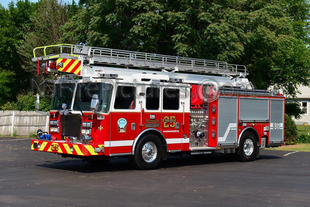 BLOOMSBURG, PA ENGINE 25