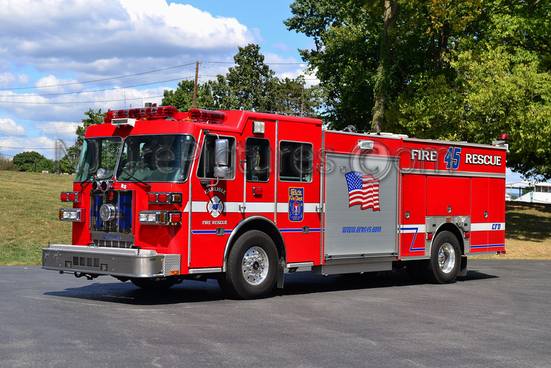 CARLISLE, PA ENGINE 145