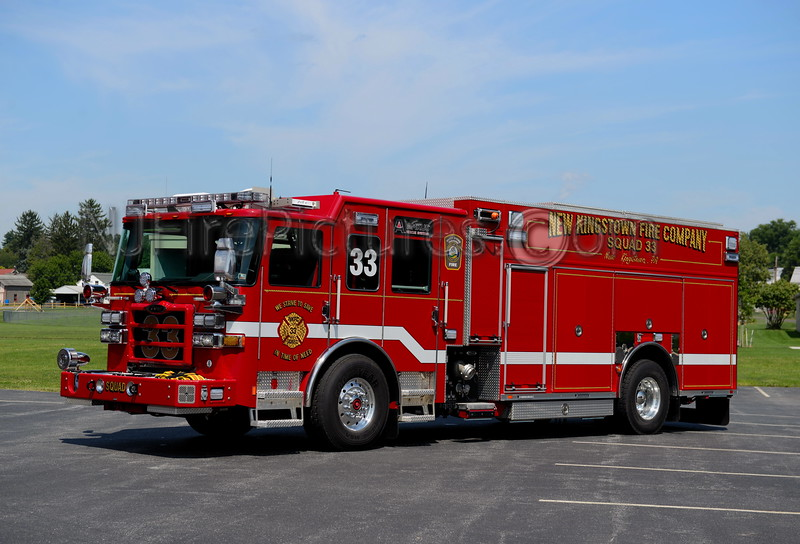 NEW KINGSTOWN, PA SQUAD 33