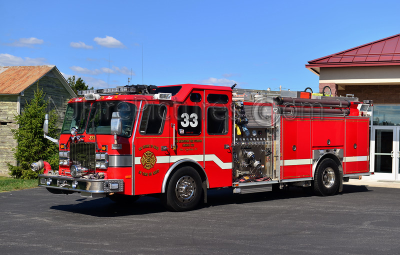 NEW KINGSTOWN, PA ENGINE 233