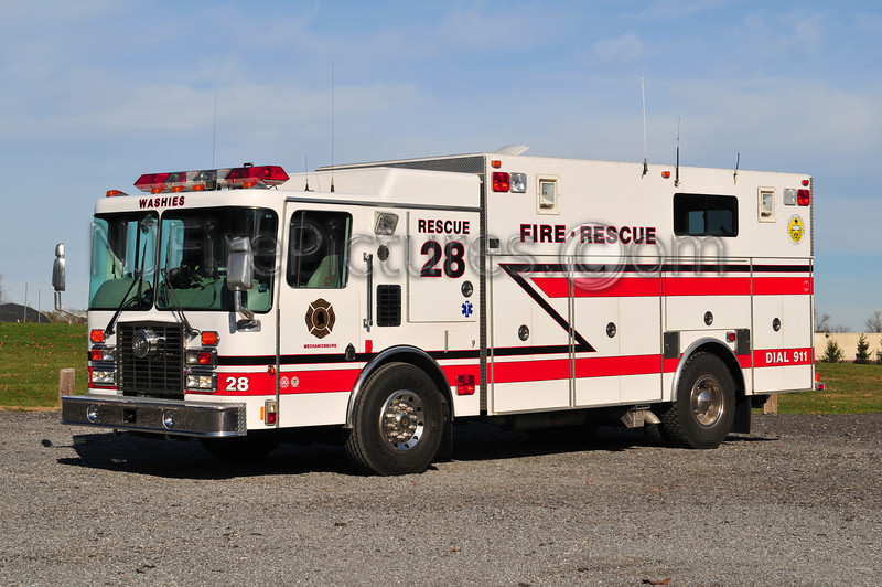 MECHANICSBURG, PA RESCUE 28