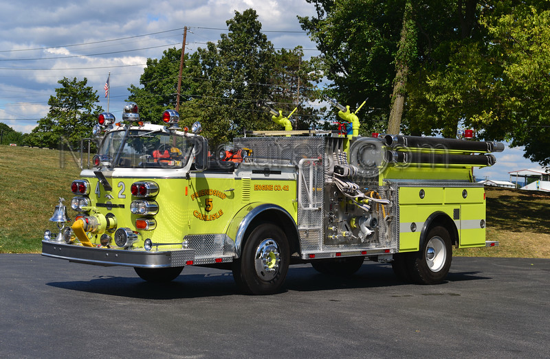 CARLISLE, PA ENGINE 42