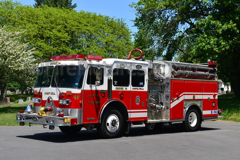 CAMP HILL, PA ENGINE 14