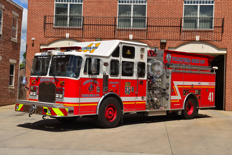 CARLISLE, PA ENGINE 241 FORMER 141