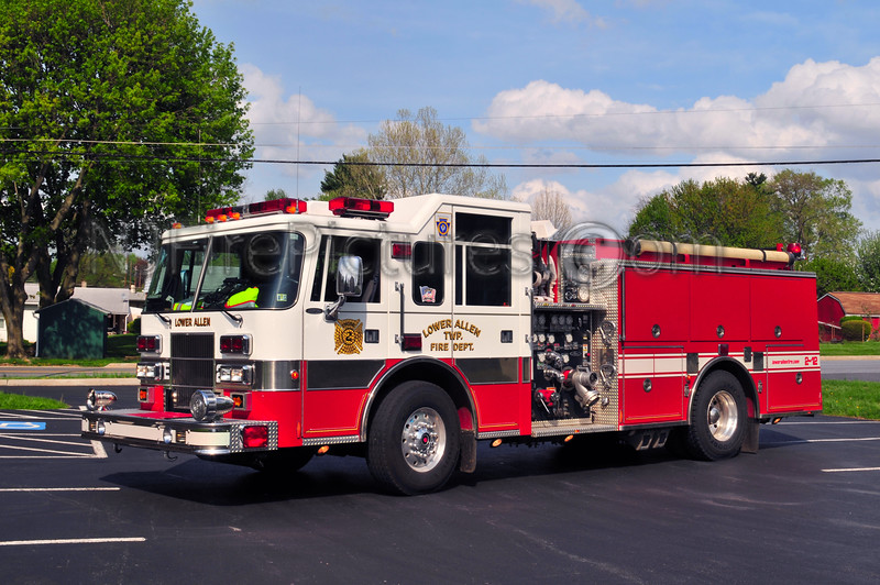 LOWER ALLEN TWP, PA ENGINE 2-12
