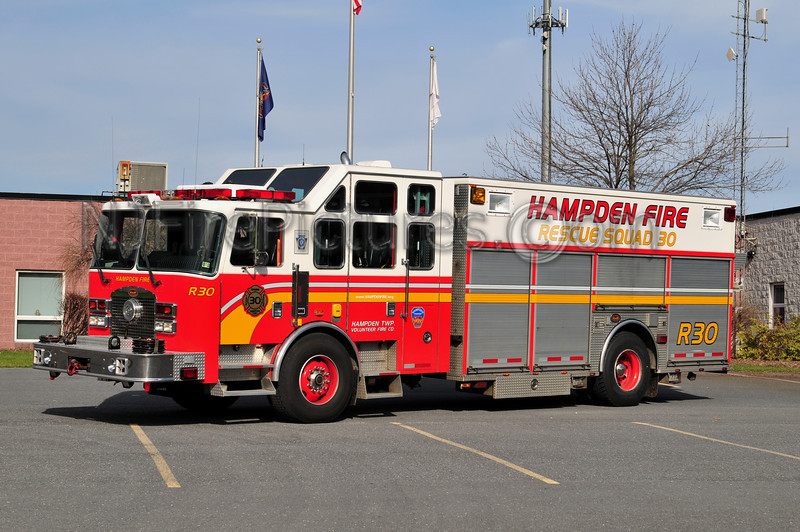 HAMPDEN, PA RESCUE 30