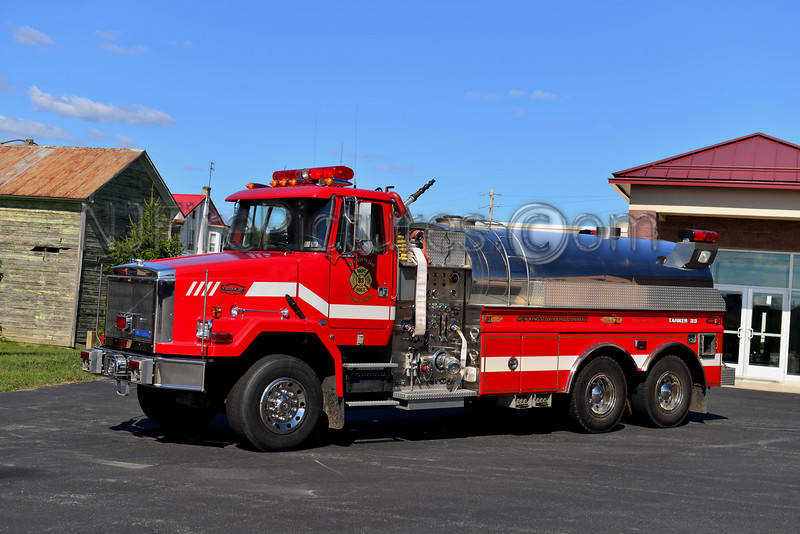 NEW KINGSTOWN, PA TANKER 33