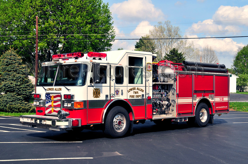 LOWER ALLEN TWP, PA ENGINE 1-12