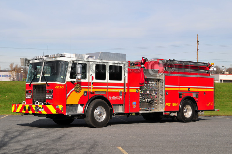 HAMPDEN, PA ENGINE 230