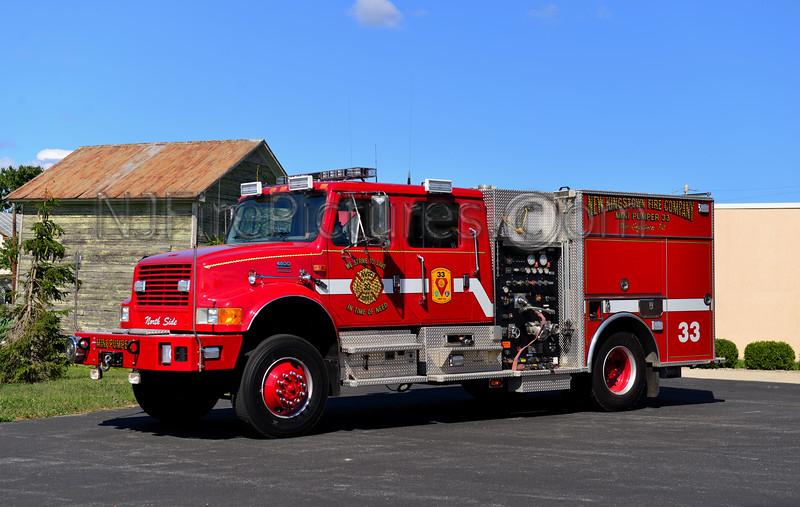 NEW KINGSTOWN, PA MINI-PUMPER 33
