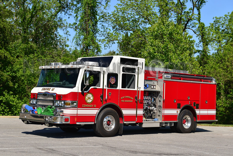 NEW CUMBERLAND, PA ENGINE 10
