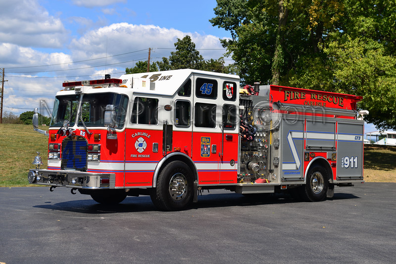 CARLISLE, PA ENGINE 245