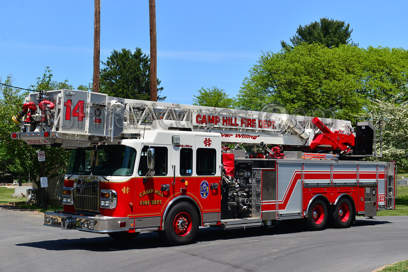 CAMP HILL, PA TRUCK 14