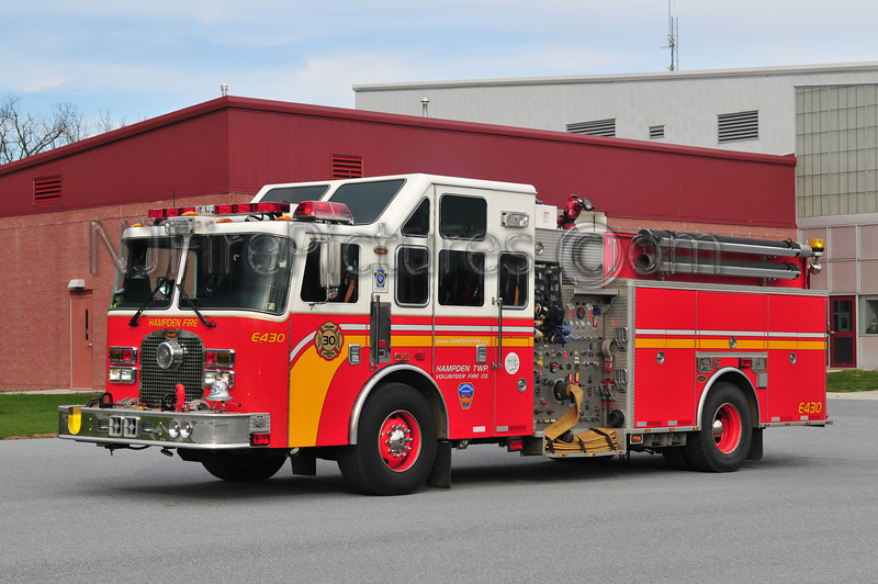 HAMPDEN, PA ENGINE 430