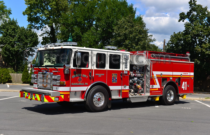 CARLISLE, PA ENGINE 141