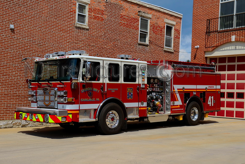 CARLISLE, PA ENGINE 241