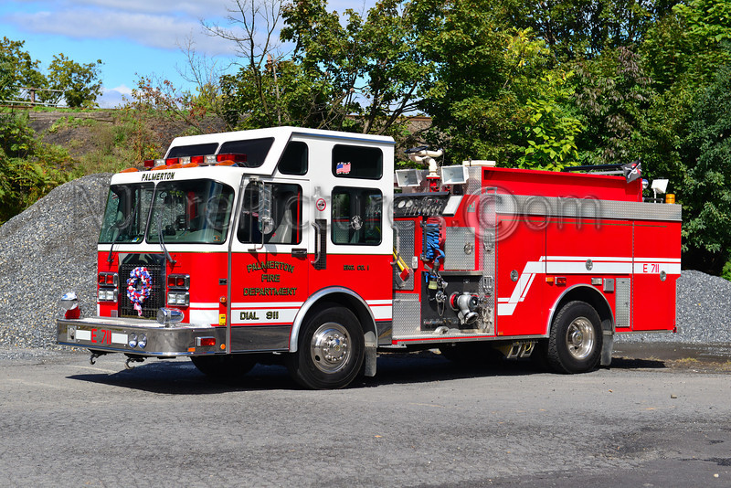 PALMERTON ENGINE 711