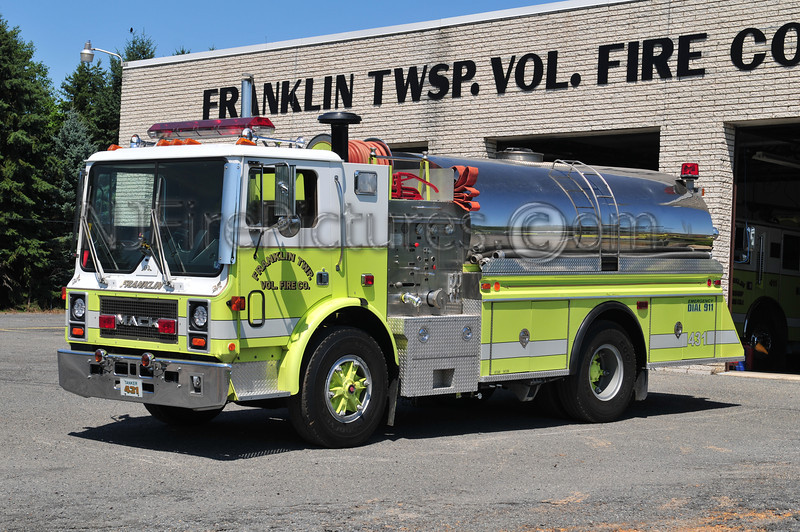 FRANKLIN TWP TANKER 431