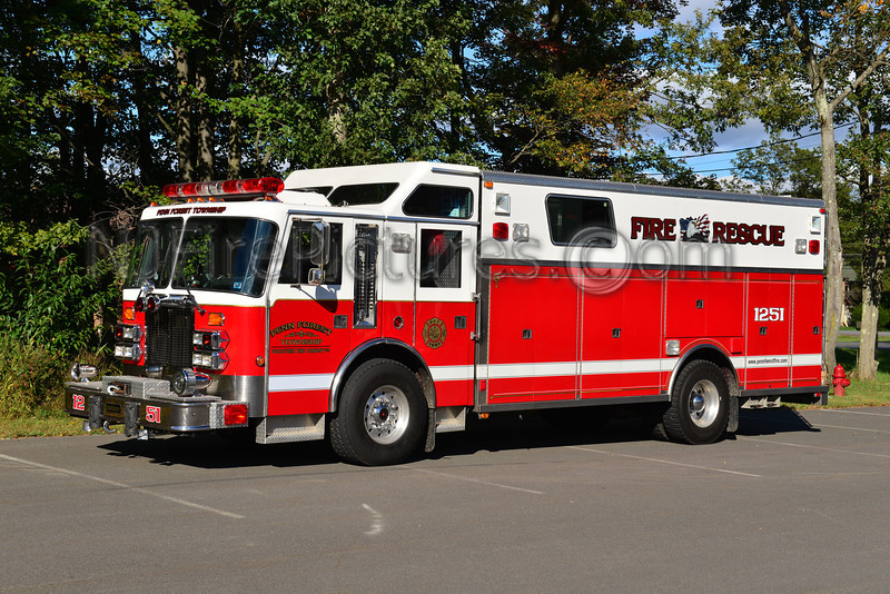PENN FOREST RESCUE 1251