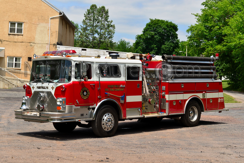 PARRYVILLE, PA ENGINE 811