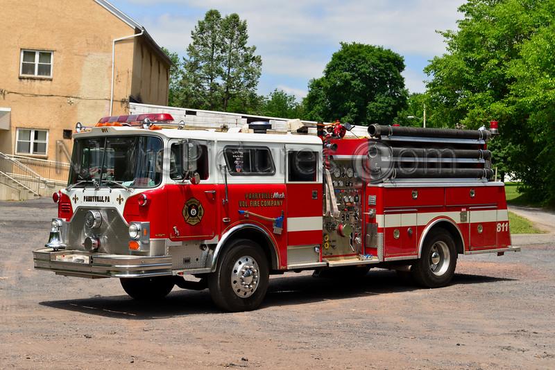 PARRYVILLE, PA ENGINE 811