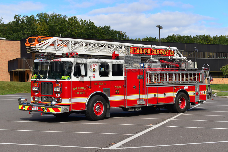 JIM THORPE LADDER 25