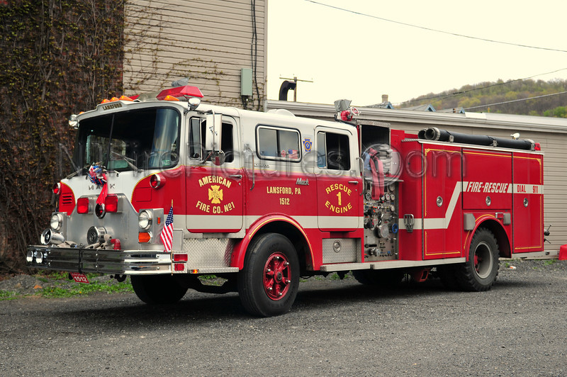 LANSFORD ENGINE 1512