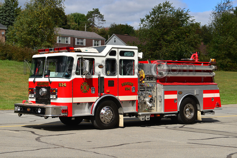 LEHIGHTON ENGINE 514