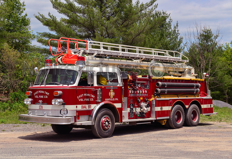 EAST PENN TOWNSHIP, PA ASHFIELD TRUCK 328