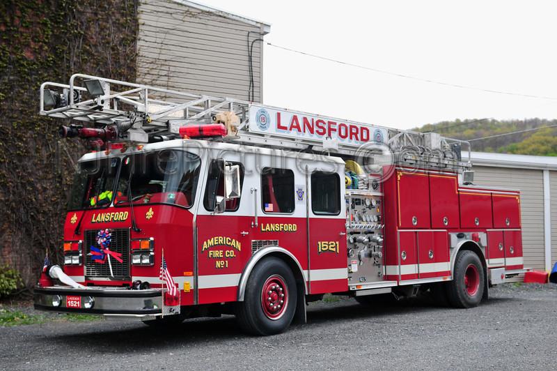 LANSFORD LADDER 1521