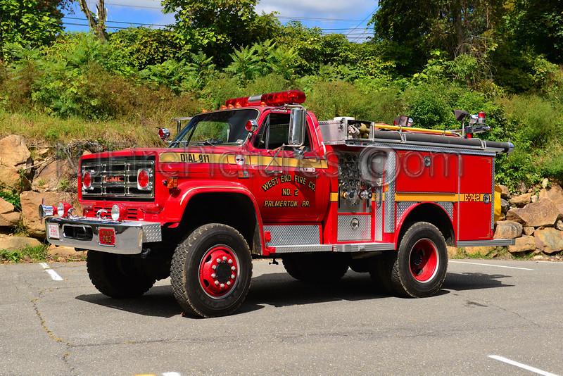 PALMERTON ENGINE 742