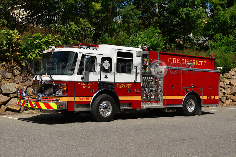 PALMERTON ENGINE 714