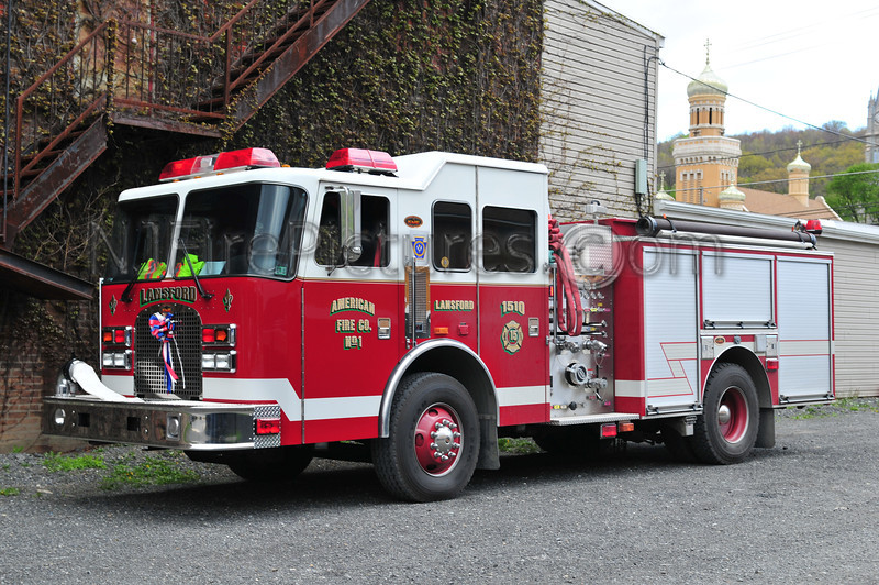 LANSFORD ENGINE 1510