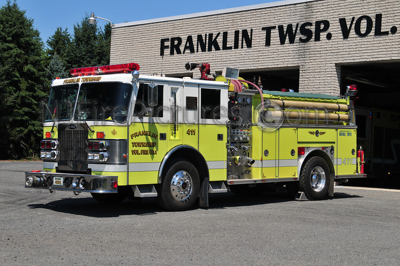 FRANKLIN TWP ENGINE 411