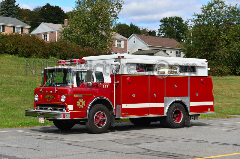 LEHIGHTON RESCUE 555