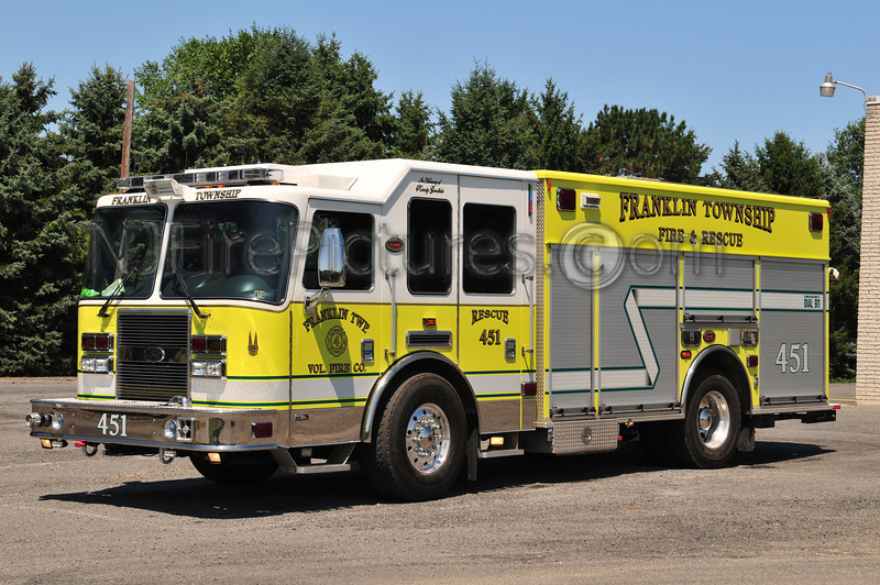 FRANKLIN TWP RESCUE 451