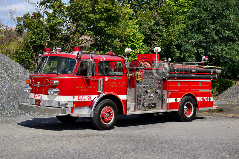 PALMERTON ENGINE 713
