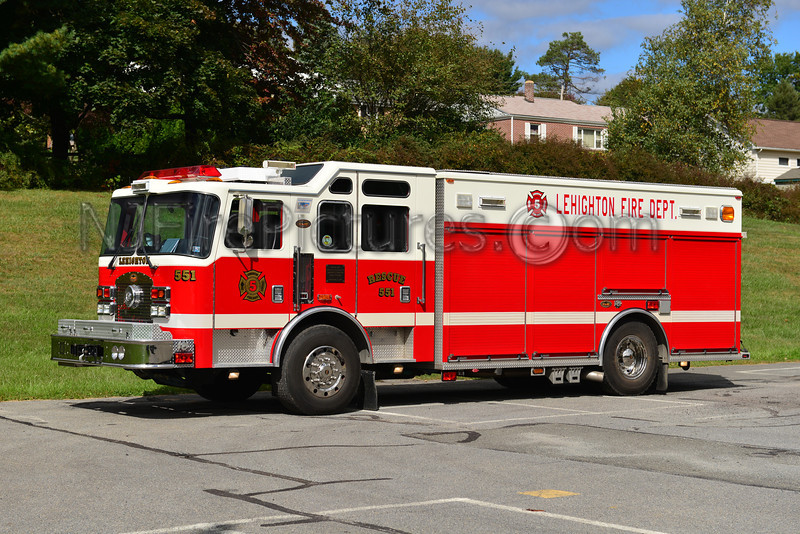 LEHIGHTON RESCUE 551