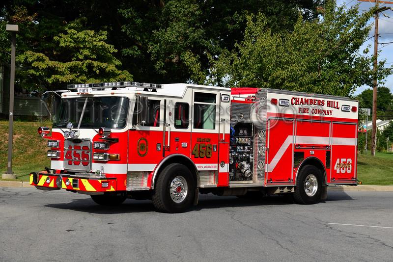 CHAMBERS HILL, PA ENGINE 456