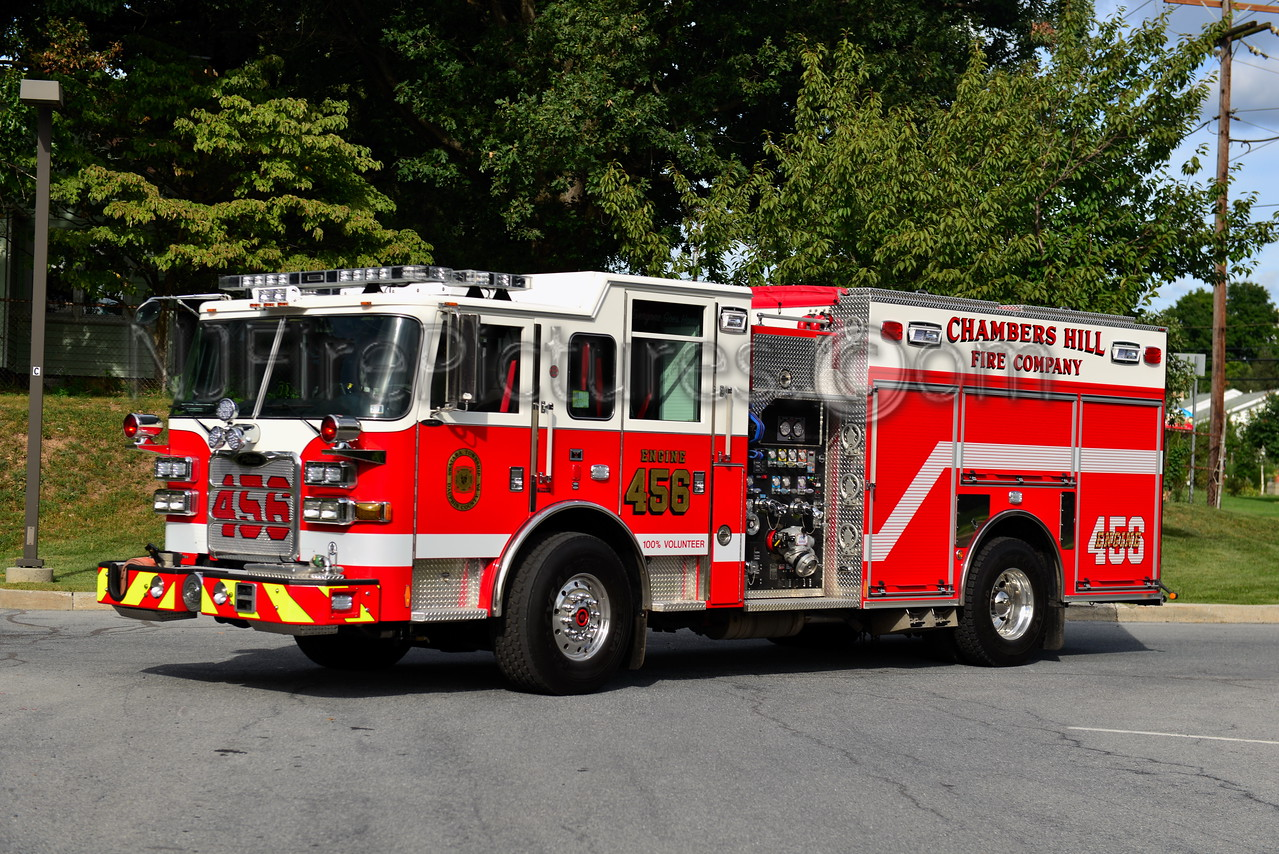 CHAMBERS HILL, PA ENGINE 456