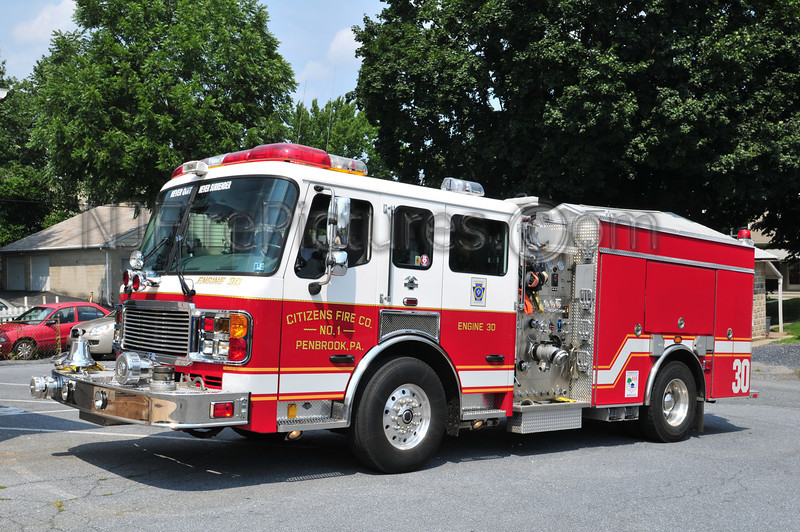 Penbrook (Citizens Fire Co.) Engine 30