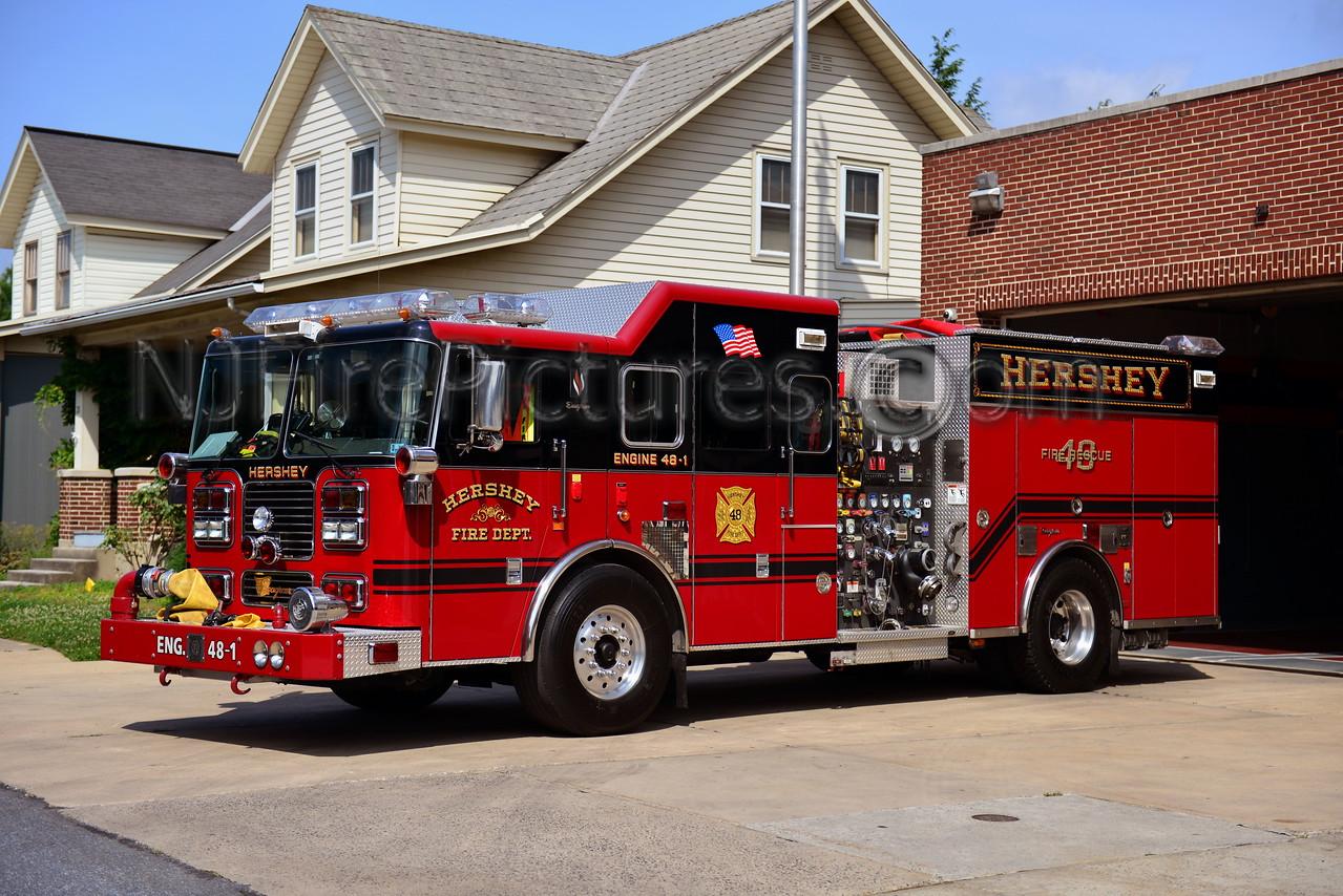 HERSHEY ENGINE 48-1