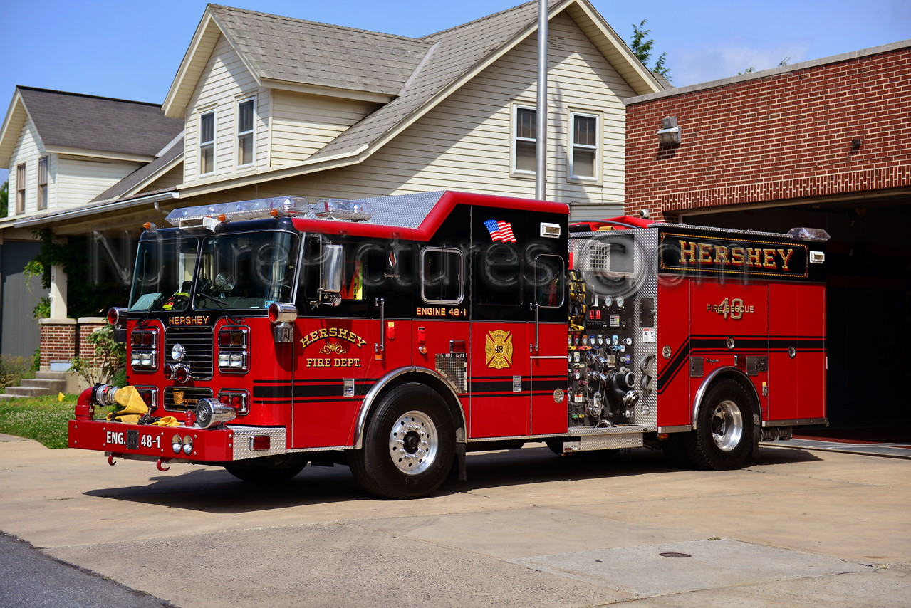 HERSHEY ENGINE 48-1 - 2006 SEAGRAVE 2000/750/20/20