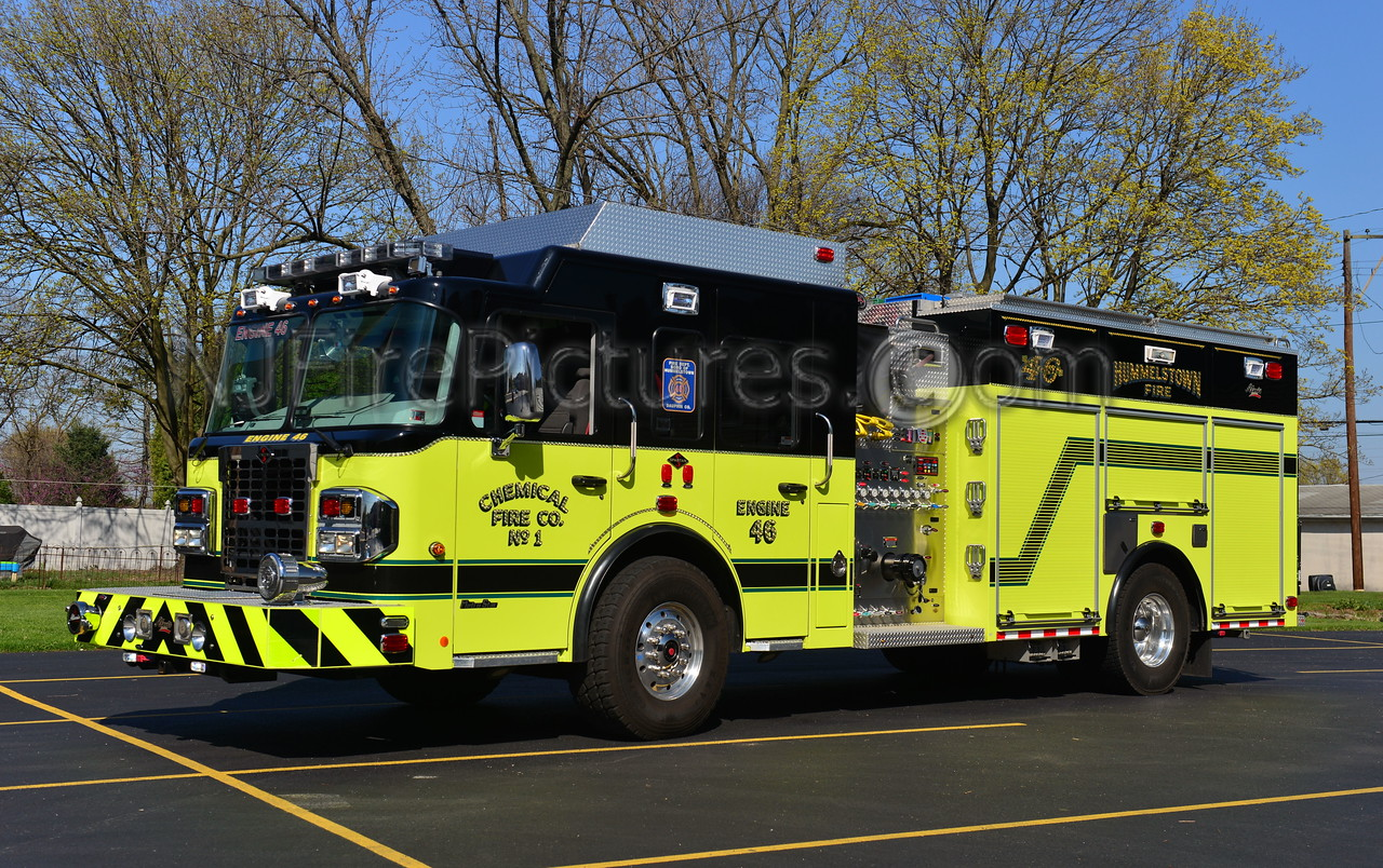 HUMMELSTOWN, PA ENGINE 46